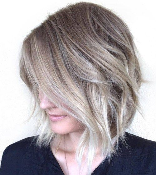 70 Best A,Line Bob Hairstyles Screaming with Class and Style
