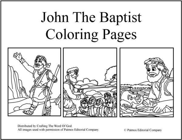 65 Best John The Baptist Images On Pinterest