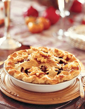 Quince Mince Pie