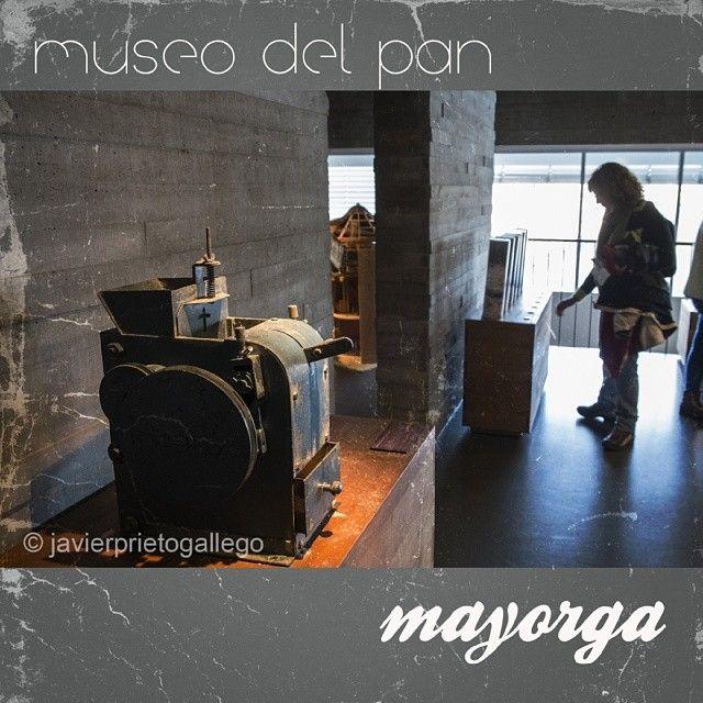 """Museo del Pan. Ideal para ir con niños. www.siempredepaso.es #niños #museos #valladolid #viajar #tocar #castillayleon #cylesvida #viajes #siempredepaso #spain"""""""