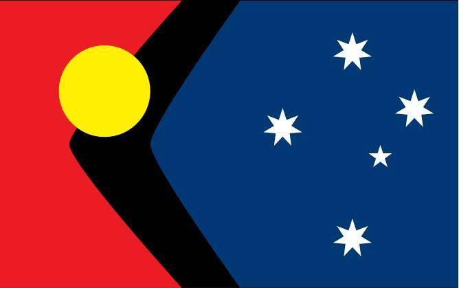 Australian flag proposal _ Erik Veland flag (2014)
