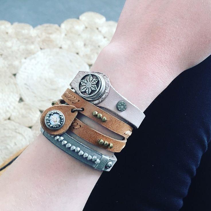 Wabi Sabi Petite Bracelets. Handmade & Fairtrade. Available now! #NOOSAAmsterdam #Fairtrade #Handmade #Jewelry #Bracelets #WabiSabi