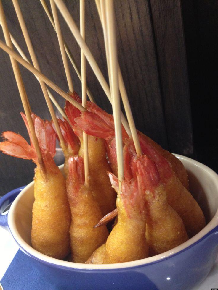 Spot Prawn Recipes from Vancouver B.C.'s Best Restautants