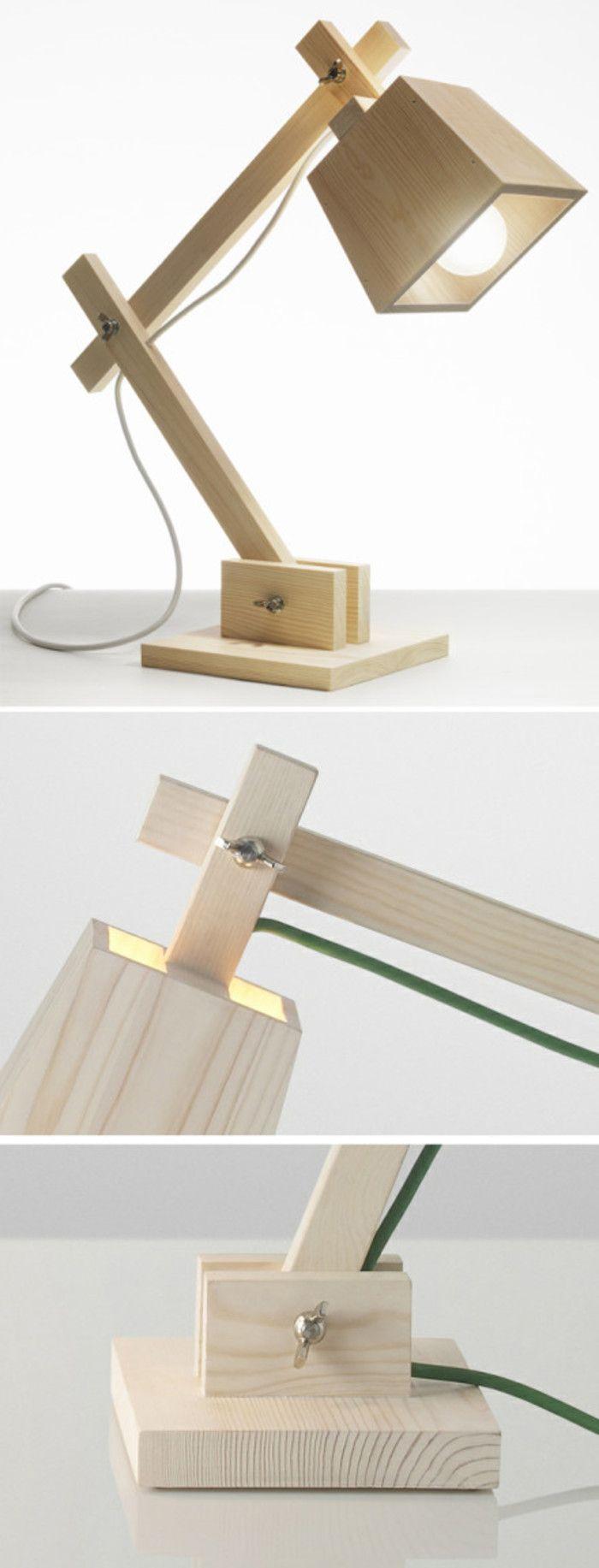 瑞典斯德哥尔摩的建筑师双人组TAF Arkitektkontor,最畅销的产品之一muuto木台灯。直接而诚实的构造,不加修饰的外表,很能打动人心。