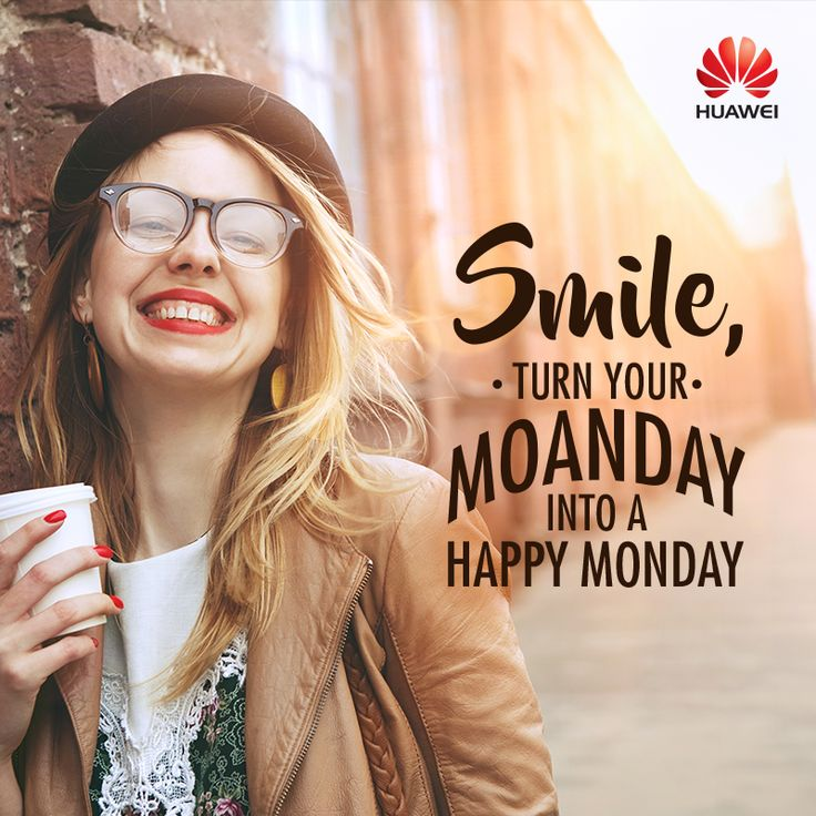 Get off the right foot with this week by smiling this #Monday, that's all the #MondayMotivation you need.