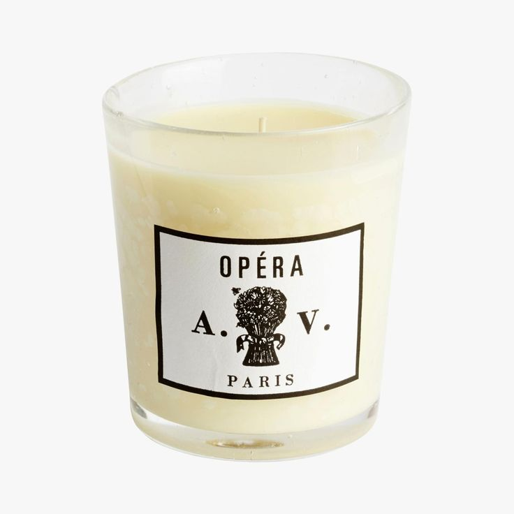 bougie parfum e op ra 260 grs bougies et parfums d 39 int rieur astier de villatte le bon. Black Bedroom Furniture Sets. Home Design Ideas
