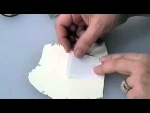 Brands of T-shirt transfer papers that peel apart for image transfers to polymer clay?