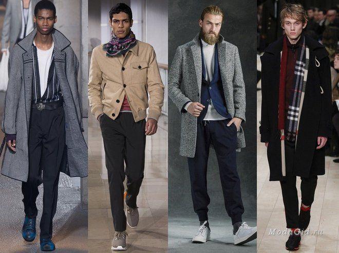 Лучшие мужские куртки осень 2013