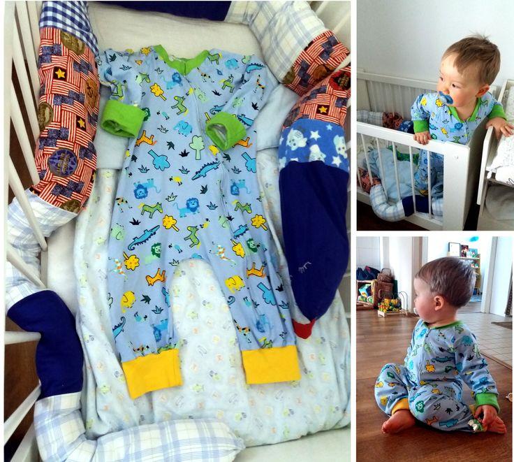 Pyjamas. storlek 90. Baggy-modell.