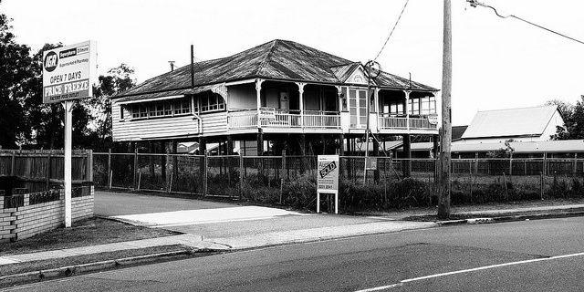 Old Queenslander 395 Zillmere Road Brisbane