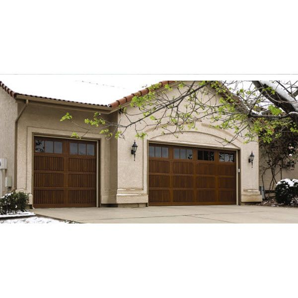 You Ll Be Amazed That These 10 Garage Doors Aren T Actually Made Of Wood Wood Garage Doors Garage Door Styles Wooden Garage Doors