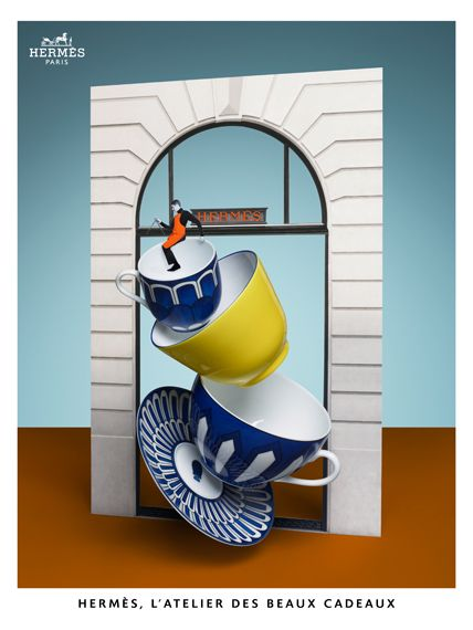 Tania et Vincent—Hermès–Hermès, l'Atelier des Beaux Cadeaux