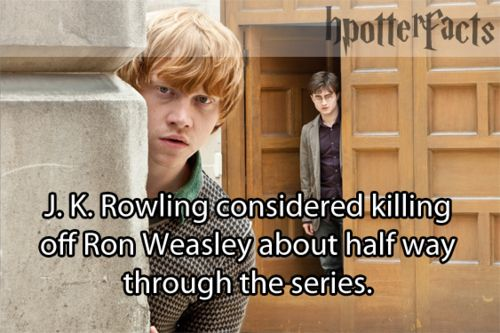 Hpotter facts