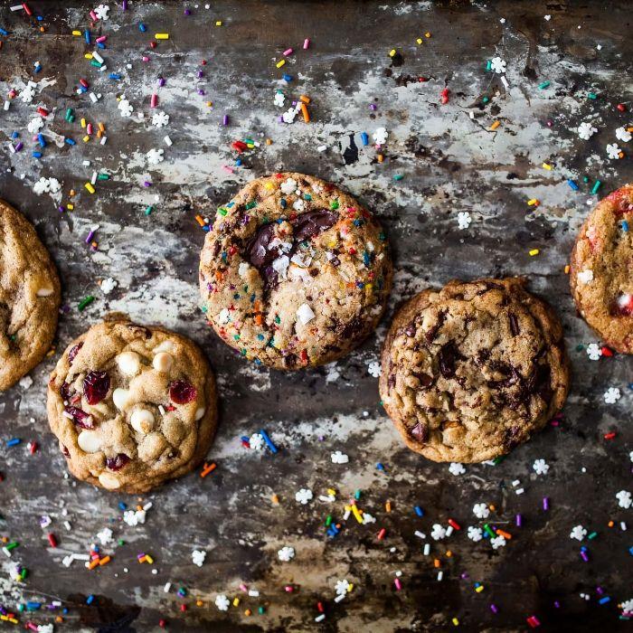Astuce : vous n'avez besoin de connaître qu'une seule recette de cookies, une technique de base avec laquelle vous pourrez ensuite tout faire.
