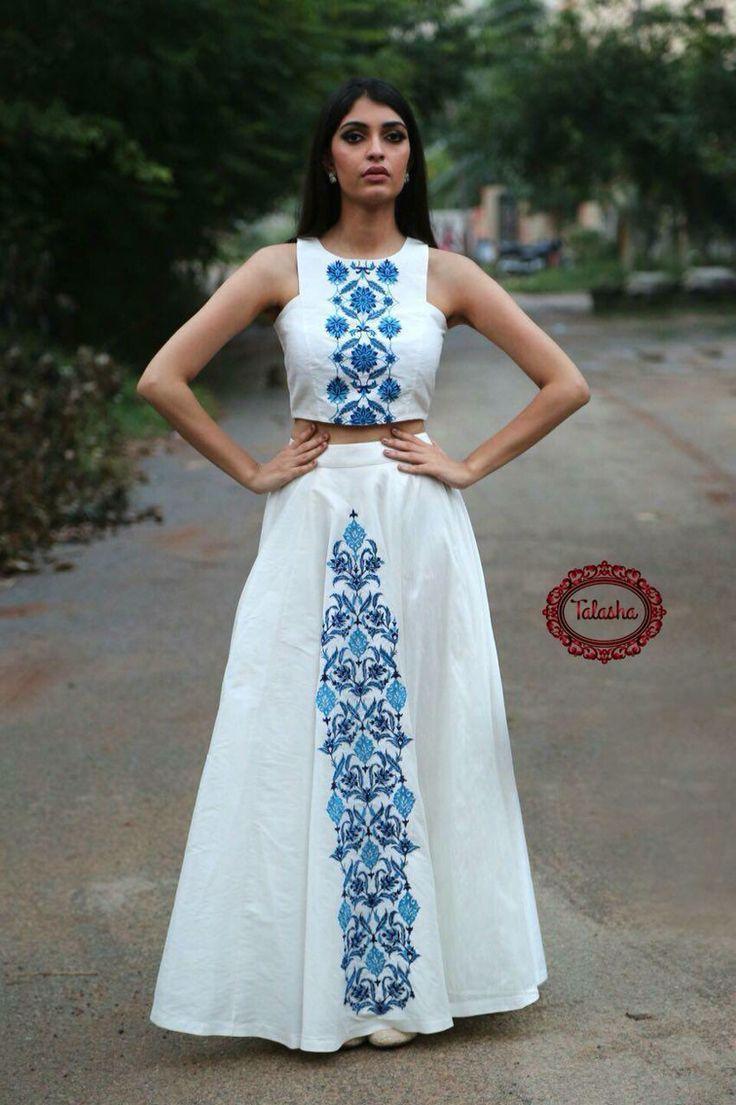 896 best Bridal Lehengas Inspiration images on Pinterest | Indian ...