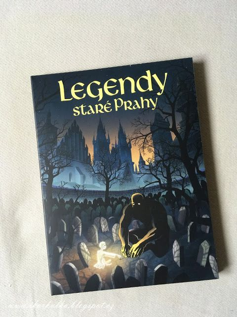 DVD Legendy Staré Prahy