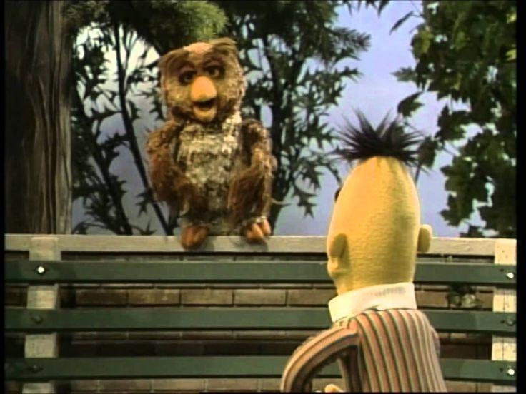 Bert en Ernie - Bert en de Dieren rijmen