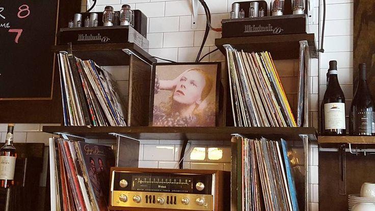 Audio setup in pub/bar