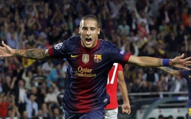 Il Barcellona vuole blindare Cristian Tello