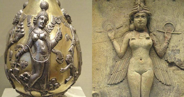 #Anahita and #Ishtar: Connections to the Planet #Venus