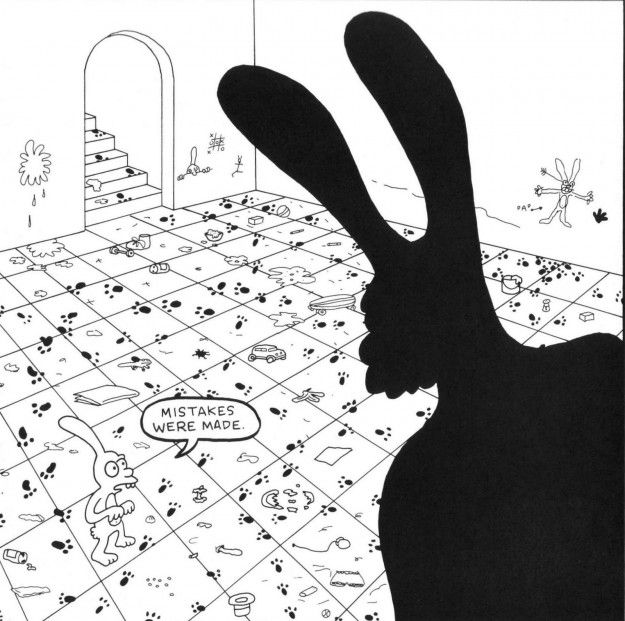 So long Akbar, farewell Jeff: A few thoughts on the end of Life in Hell    As you no doubt know by now, Matt Groening announced earlier this week that he's bringing his long-running weekly comic strip, Life in Hell to a close.: Week Comic, Books News, Matte Groenig, Life, Comic Books, Thoughts Exact, Covers Comic, Books Resources, Comic Strips