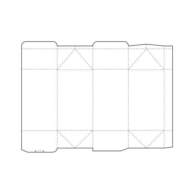 Park Design Tìm Với Google: Milk Dieline Packaging Template - Tìm Với Google