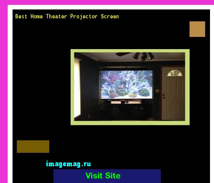 Best Home Theater Projector Screen 100146 - The Best Image Search