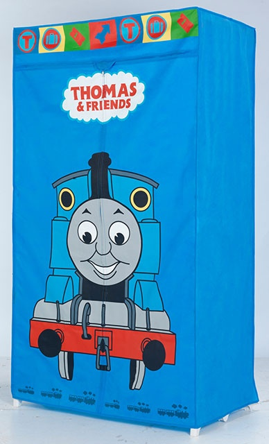 This child friendly Thomas the Tank Engine Zipperobe from Argos is the perfect storage unit for any Thomas fan.