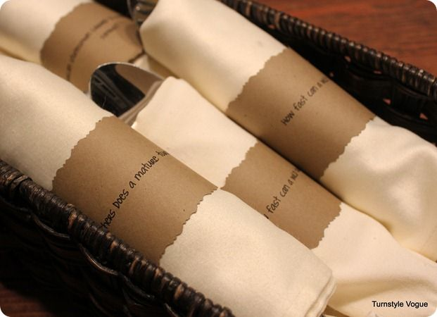 DIY Thanksgiving Trivia Napkin Rings By Turnstyle Vogue (8)