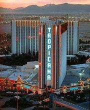 Tropicana Hotel Las Vegas - we stayed here