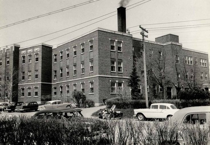 Kirkland Lake Hospital.....where I was born!!