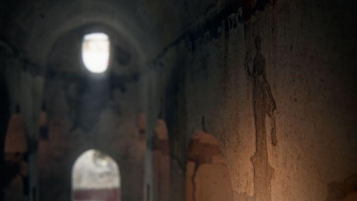 BASILICA SOTTERRANEA DI PORTA MAGGIORE: La Basilica di Porta Maggiore è un santuario sotterraneo, non cristiano, che si ritiene fosse utilizzato dai neopitagorici per lo svolgimento di riti misterici.
