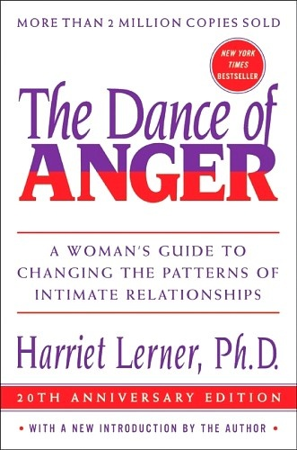 The Dance of Anger by Harriet Lerner.  Another self help book I am reading intermittently. I am learning a lot about myself.