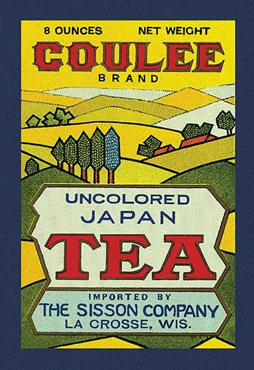 Coulee Brand Tea
