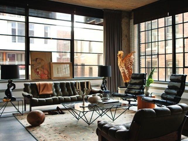 Cool Room Designs: Stylish Bachelor PadInspiration | StyleCaster