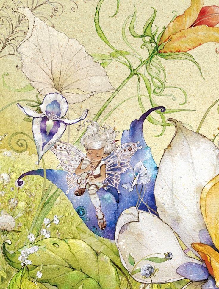 Иллюстрации худ-цы Н. Табатчиковой. Обсуждение на LiveInternet - Российский Сервис Онлайн-Дневников