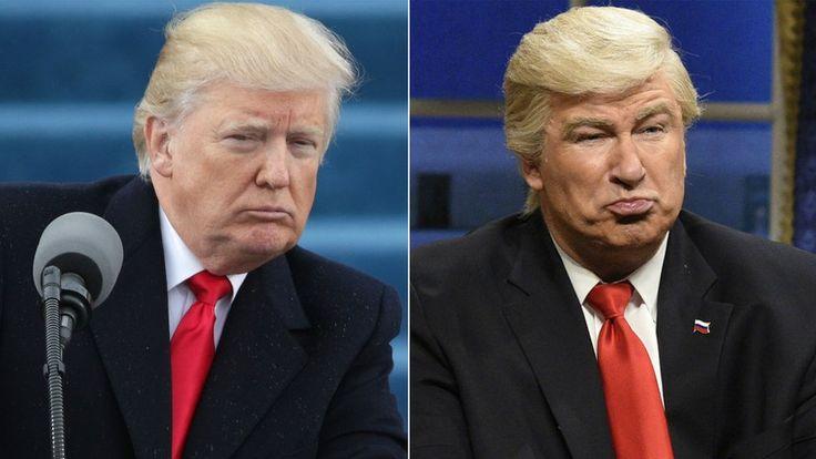 Como os comediantes americanos se transformaram na oposição mais feroz a Trump #timbeta #sdv #betaajudabeta