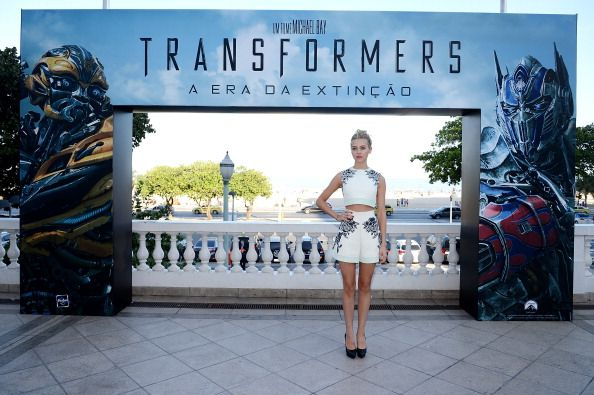 Nicola Peltz attends the photocall for Paramount Pictures' 'Transformers: Age of Extinction' at Copacabana Palace Hotel on July 17, 2014 in Rio de Janeiro, Brazil.
