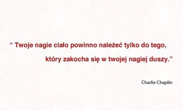 Charlie Chaplin i jego nawijka. #cytat #cytaty #quote #CharlieChaplin