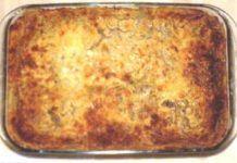 Παστίτσιο με τυρί φέτα και γάλα εβαπορέ διαφορετικό