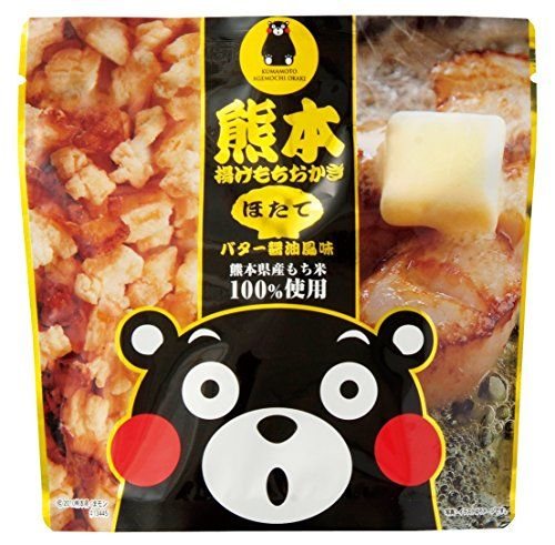 Kimura Kumamoto fried glutinous rice crackers scallop... >>> Click image for more details.(It is Amazon affiliate link) #AsianFoods