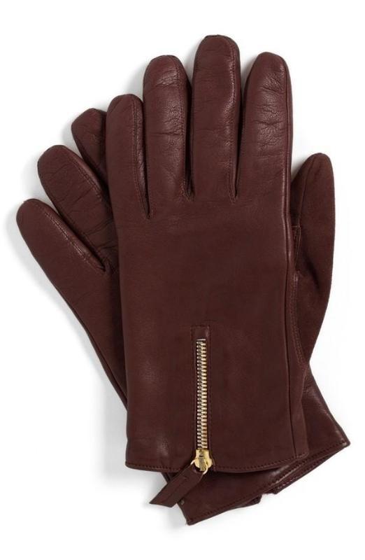 Leather Gloves for Men.
