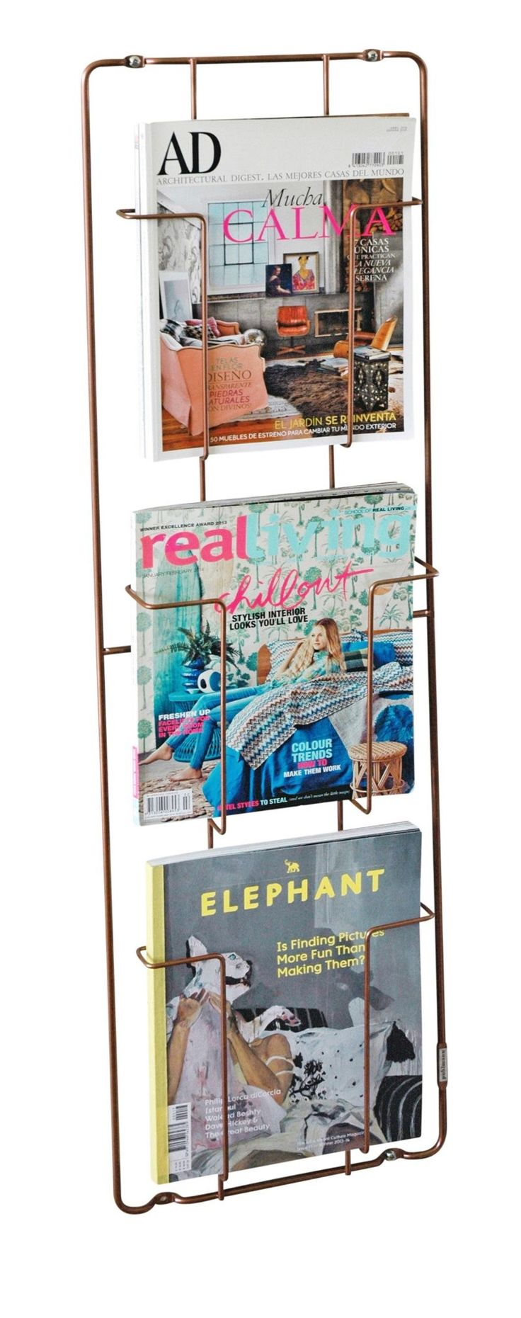 Lampe Ikea Qui Change De Couleur ~ Frame 3 Zeitschriftenhalter Capventure designed by Remco van der Leij
