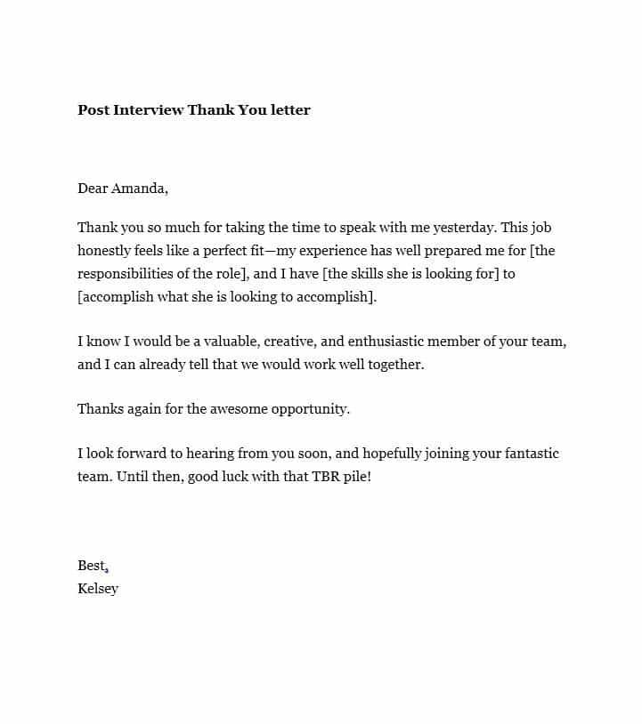 40 Thank You Email After Interview Templates Template Lab Email Template Ideas Of Interview Thank You Interview Thank You Letter Interview Thank You Notes