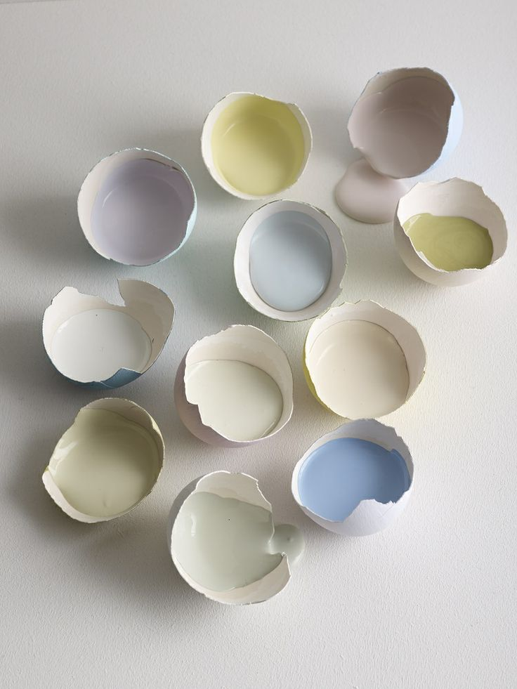 As the name suggests 'Nest' is  a colour combination that nods  towards nature's feathered friends