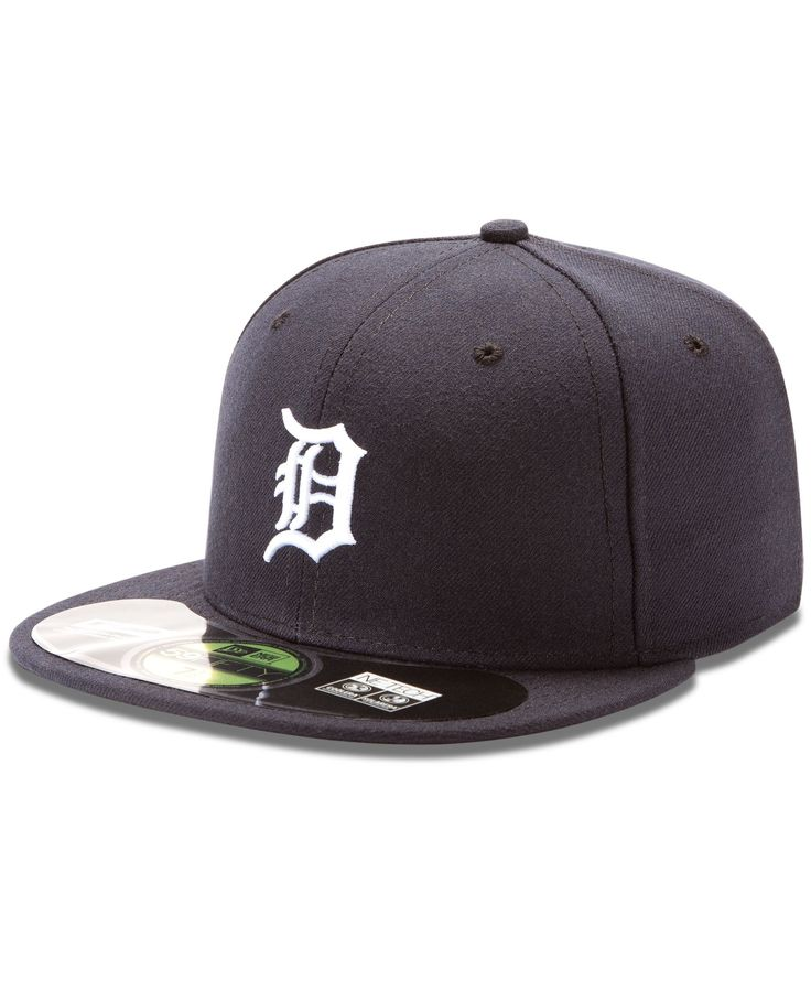 New Era Mlb Hat, Detroit Tigers On-Field 59FIFTY Fitted Baseball Cap