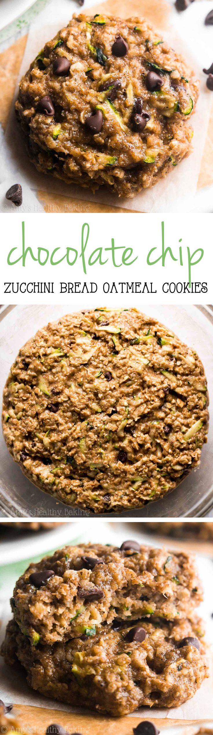 Best 25+ Healthy zucchini cookies ideas on Pinterest | Zucchini ...