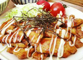 簡単過ぎる♡♥鶏胸肉の照り焼きチキン by 梅ミッキー [クックパッド] 簡単おいしいみんなのレシピが247万品