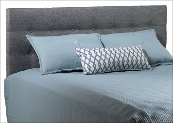 Just a headboard - is available in full width.