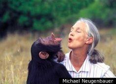 Jane Goodall Talks About Women in Science
